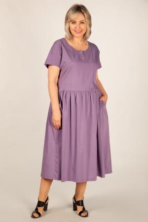 Платье Сабина Милада свободное платье большого размера на лето