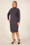 Платье Амаретто Милада нарядное платье для полных женщин фото