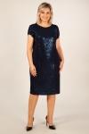 Платье Канны Милада платье с пайетками фото
