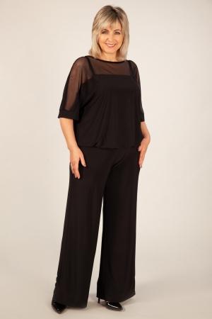 Комбинезон Мадрид Милада комбинезон с широкими штанинами для женщин