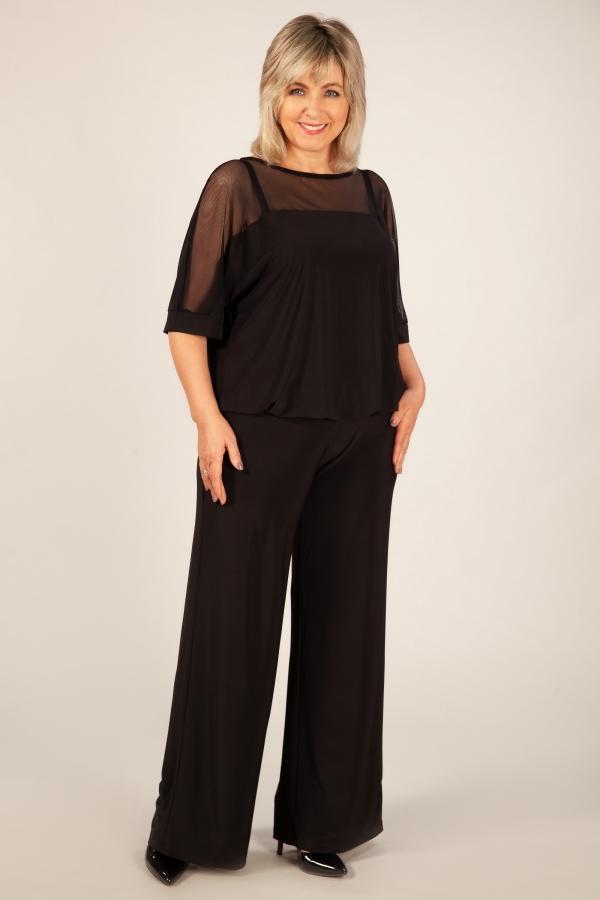 Милада комбинезон с широкими штанинами для женщин Комбинезон Мадрид