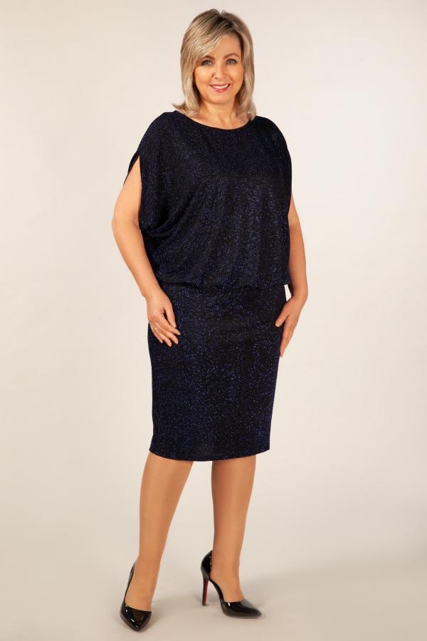 Милада платье с напуском вечернее больших размеров Платье Селин