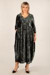 Платье Дорети Милада бархатное платье в пол
