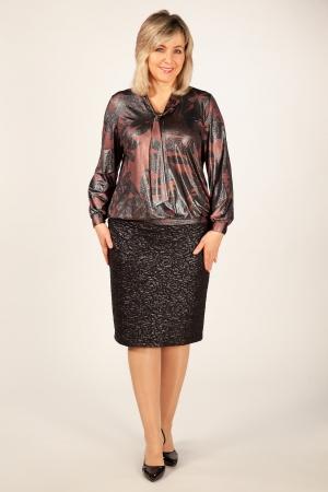 Юбка Дана Милада юбка-карандаш 50-64 размеров