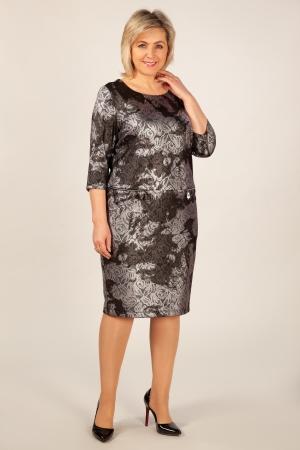 Платье Клара Милада для полных фигур