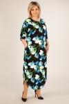 Платье Ирма Милада платья в пол для полных женщин фото