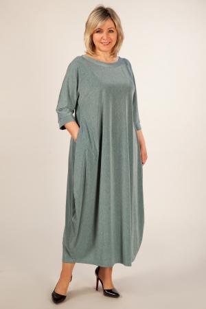 Платье Эвита Милада длинное платье больших размеров