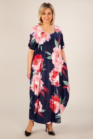 Платье Вероника-2 Милада фото платье бохо для полных