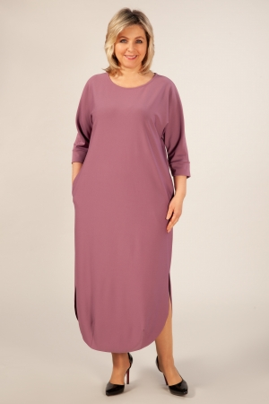 Платье Мона Милада длинное платье с разрезами
