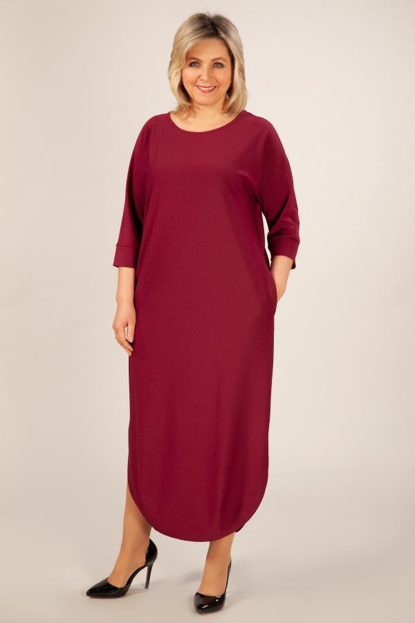 Милада платье в пол больших размеров Платье Мона