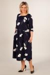Платье Марта Милада платье цветочный орнамент бохо