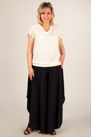 Брюки Махаон Милада фото юбка-брюки