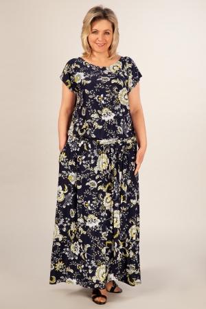 Платье Анджелина-2 Милада летнее платье в пол