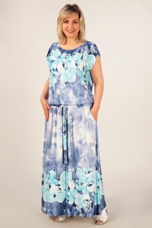Платье Анджелина-2 Милада летнее в пол