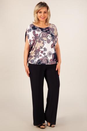 Блуза Василина Милада для полных женщин