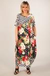 Платье Алиса Милада летнее для полных женщин