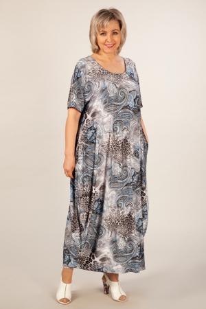 Платье Вероника-2 Милада длинное фото