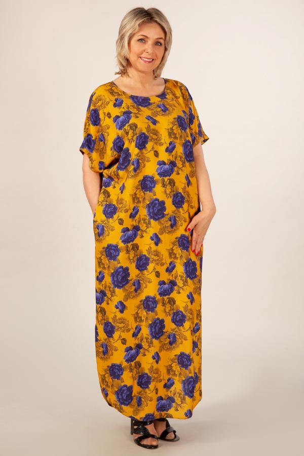 Милада длинное Платье Мальта