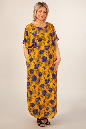 Платье Мальта Милада длинное