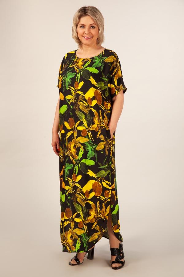 Милада до 64 размера фото Платье Мальта