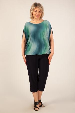 Блуза Василина Милада для больших размеров