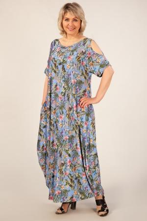 dd3a64f556f Коллекция женской одежды весна-лето 2019 от фабрики больших размеров ...