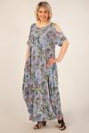 Платье Алиса Милада длинное летнее