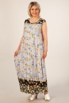 Платье Стефани Милада длиной в пол