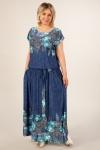 Платье Анджелина-2 Милада длинное для лета
