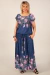 Платье Анджелина-2 Милада платье с цветочным принтом фото