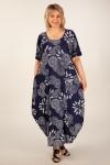 Платье Вероника-2 Милада макси бохо для полных