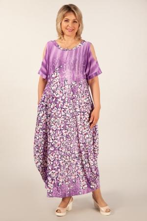 Платье Алиса Милада в бохо стиле
