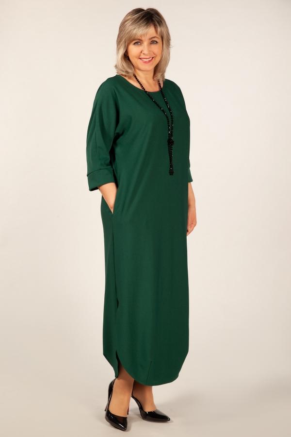Милада платье в пол с разрезами Платье Мона