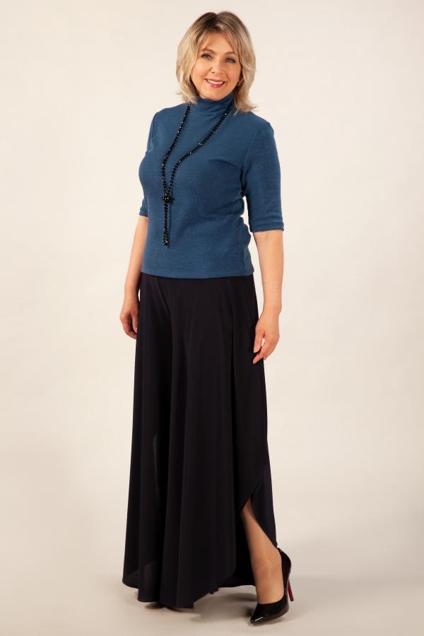 Милада фото юбка-брюки Брюки Махаон