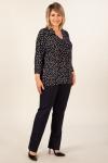 Блуза Ханна Милада для офиса