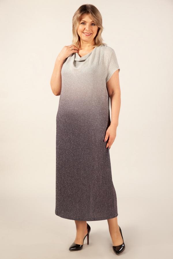Милада вечернее длинное Платье Зарема