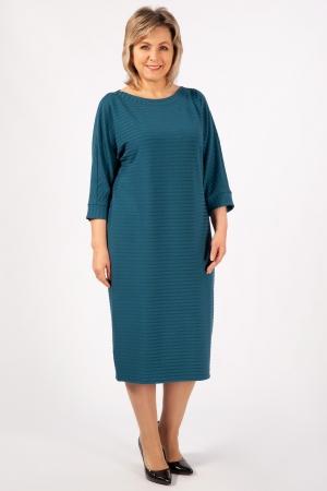 Платье Беретта Милада свободного кроя фото