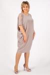 Платье Тиффани Милада миди для полных