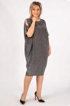 Платье Тиффани Милада с люрексом нарядное