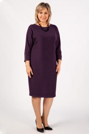 Платье Глория Милада миди платье большой размер фото