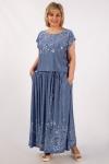 Платье Анджелина-2 Милада летнее длинное