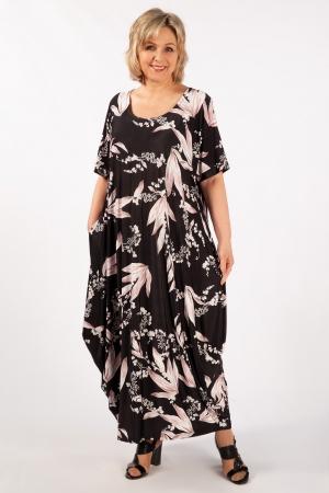 Платье Вероника-2 Милада макси бохо
