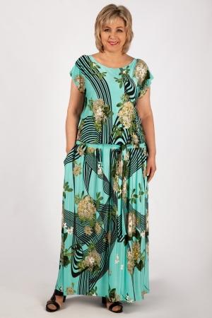Платье Анджелина-2 Милада длинное летнее
