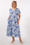 Платье Лайма Милада платье в пол 50-64 размеров