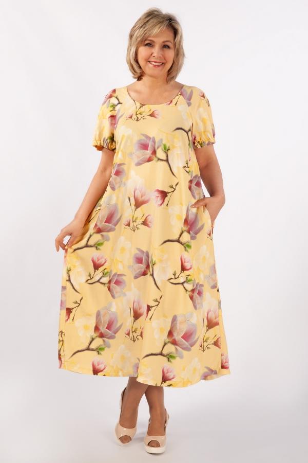 Милада летнее платье в пол Платье Лайма
