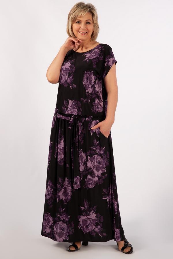Милада для полных Платье Анджелина-2