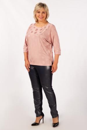 Блуза Дейзи Милада с рукавами летучая мышь