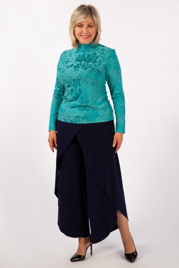 Милада брюки для полных женщин на выход Брюки Италика