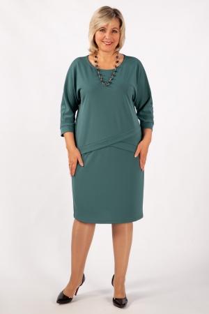 Платье Леди Милада длина миди фото