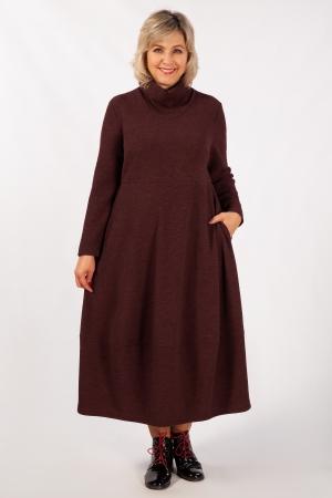 Платье Юна Милада баллон для полных